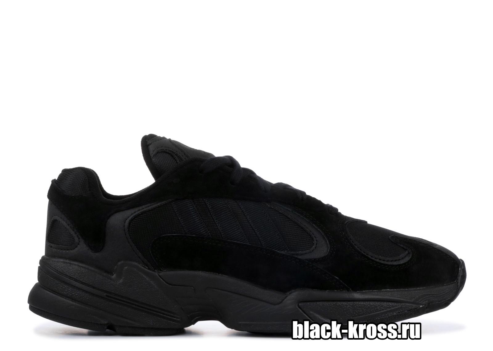 Adidas Yung-1 Black (36-45)