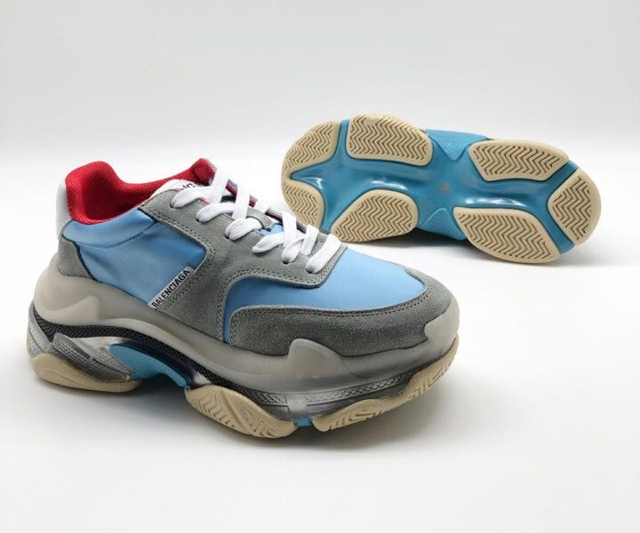 Balenciaga Triple S 2.0 Blue/Grey (36-41)