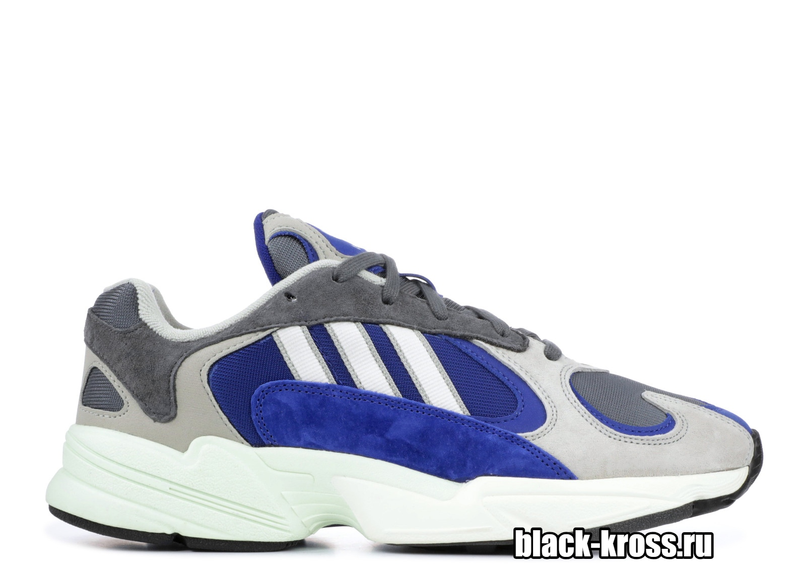 ADIDAS YUNG-1 Grey & Blue (41-45)