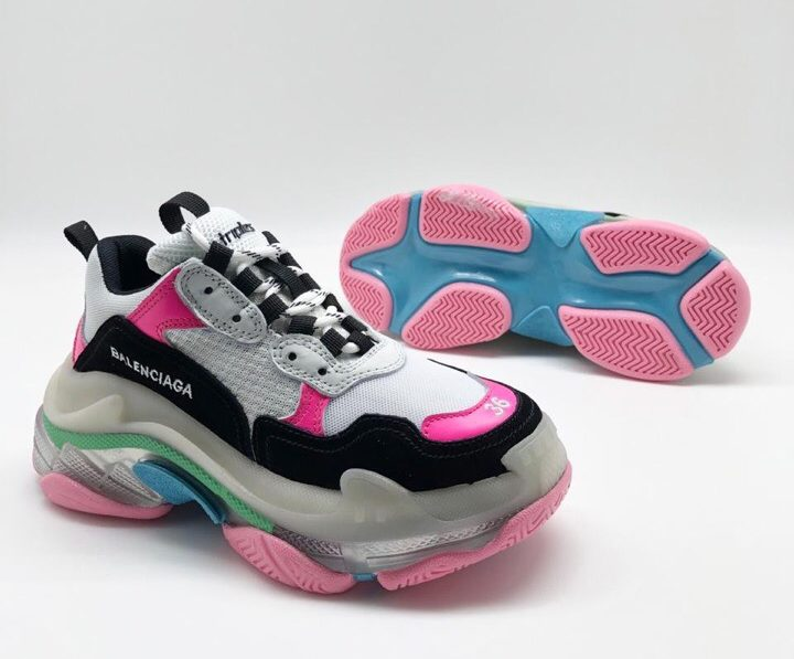 Balenciaga Triple S 2.0 White/Rose (36-41)