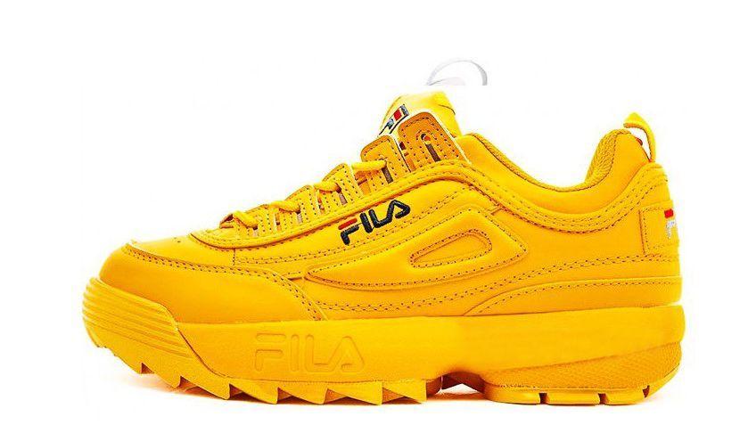 FILA DISRUPTOR 2 Yellow женские (36-40)