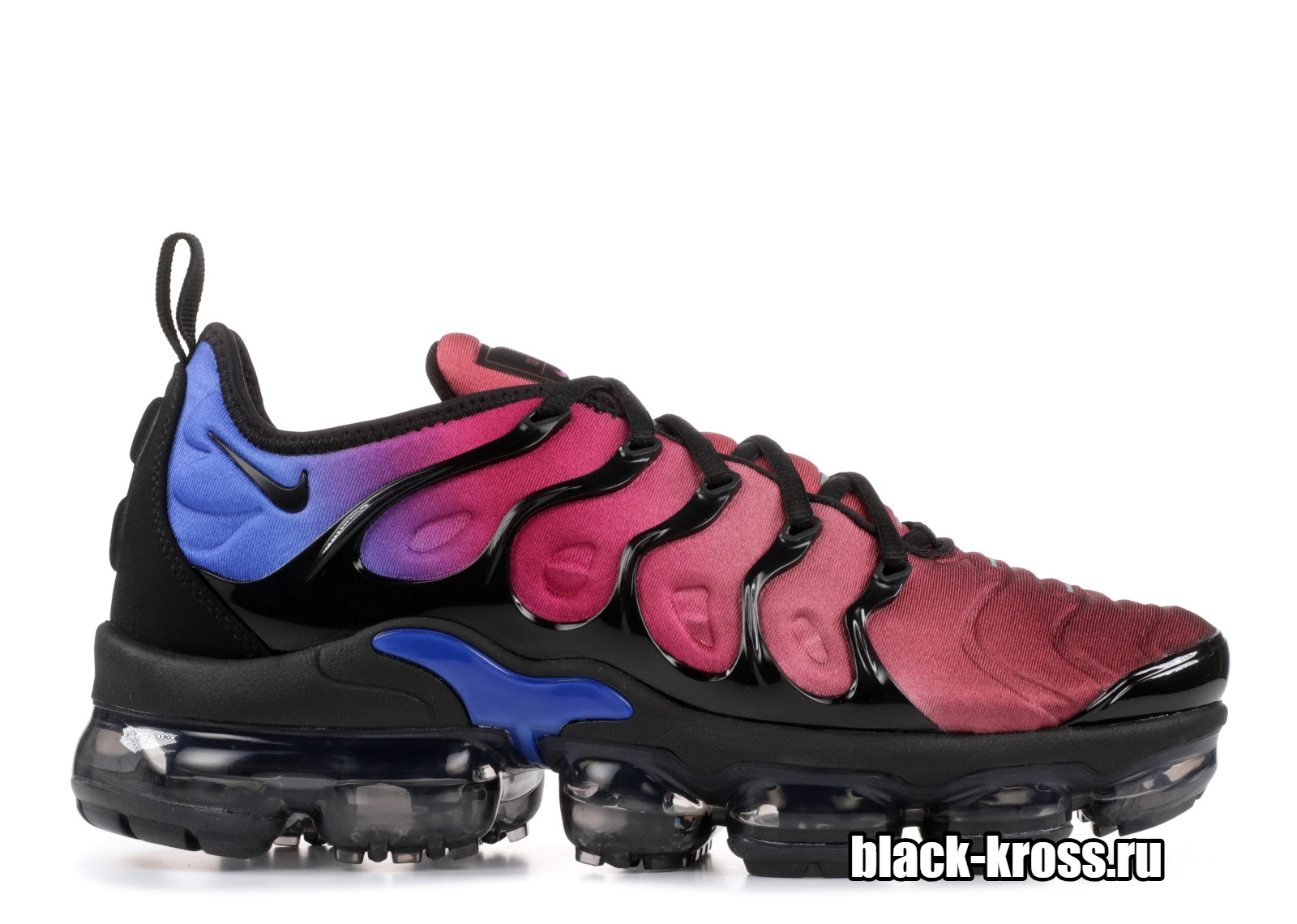 Nike Air VaporMax Plus Black Red Team (36-40)