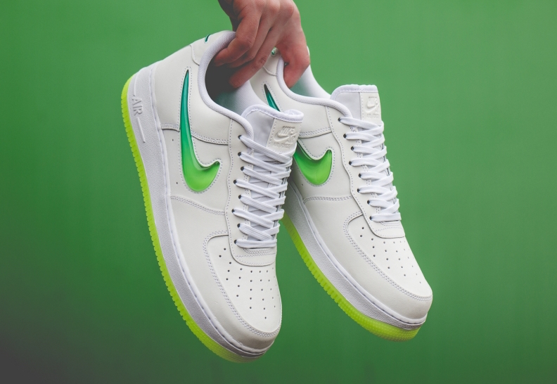 9ab883ba Nike Air Force 1 '07 SE Premium Jelly Puff (36-40). руб.8.290 ...