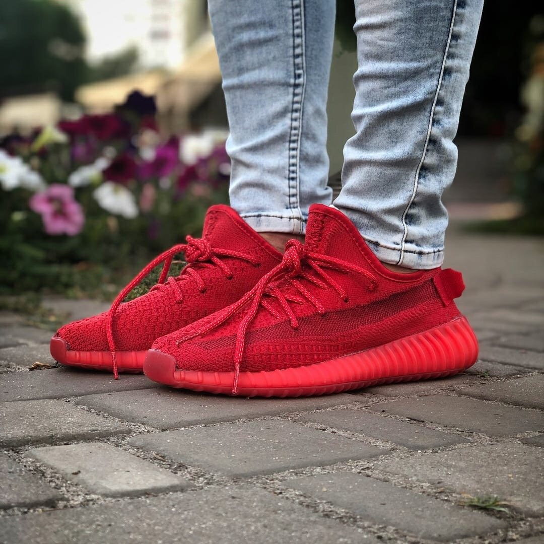 Adidas Yeezy Boost 350 V2 RED (36-45)