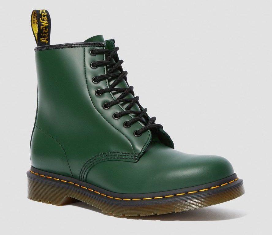 Ботинки Dr. Martens Зеленые (36-40)