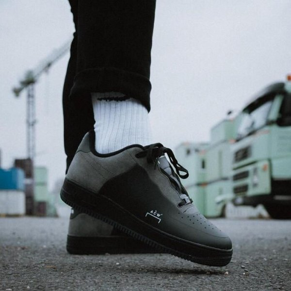 Nike Air Force 1 Low A Cold Wall Black (41-45)