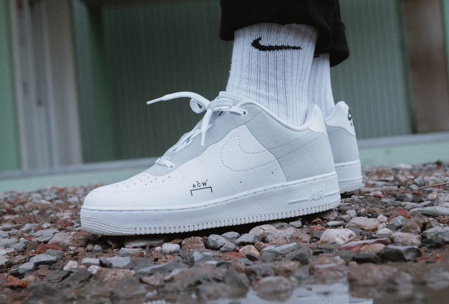 Nike Air Force 1 Low A Cold Wall White (41-45)