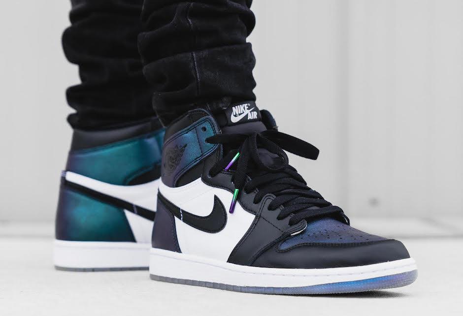 """Nike Air Jordan 1 Retro High OG """"All Star-Chameleon"""" (41-45)"""