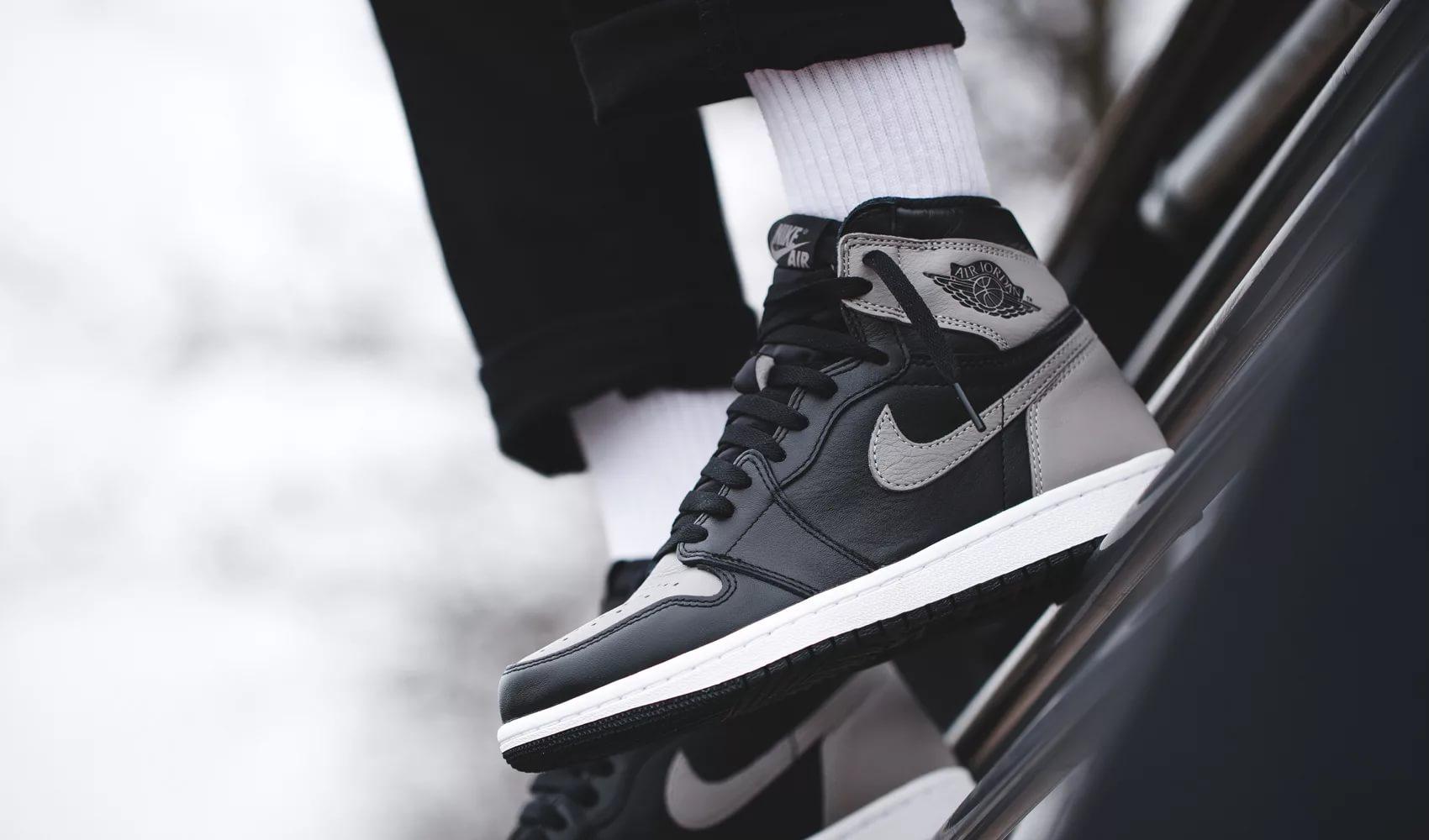 "Nike Air Jordan 1 Retro High OG ""Shadow"" (40-45)"