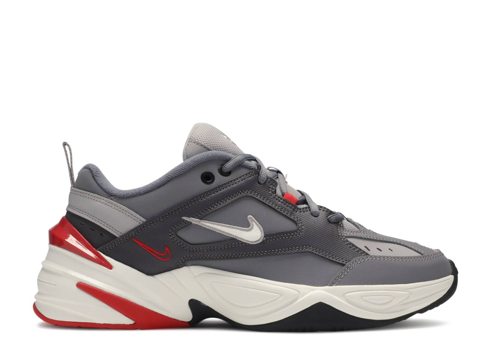 Nike M2K Tekno Gunsmoke University Red (36-40)