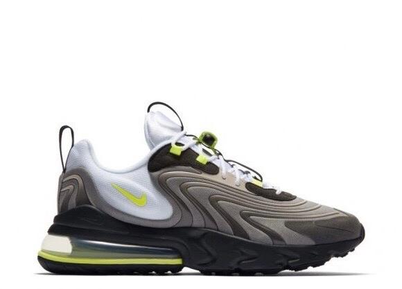 Nike Air Max 270 React ENG Neon (45)