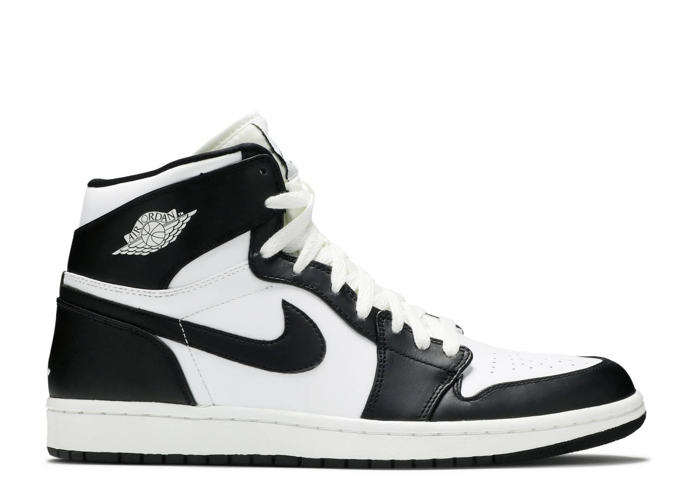 1 Black White
