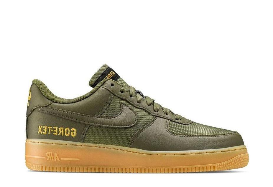 Krossovki-Nike-Air-Force-1-Gore-Tex-Green-e1632586678558